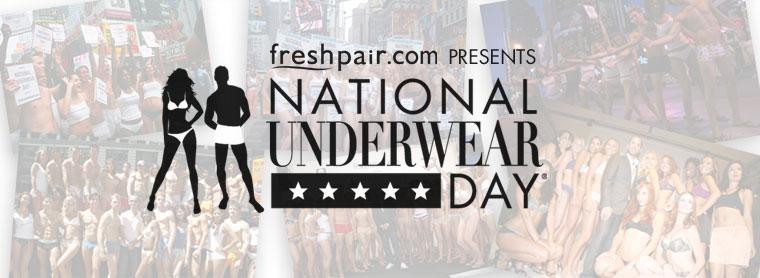 freshpair national underwear day
