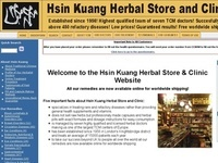 Hsin Kuang Herbal Store & Clinic