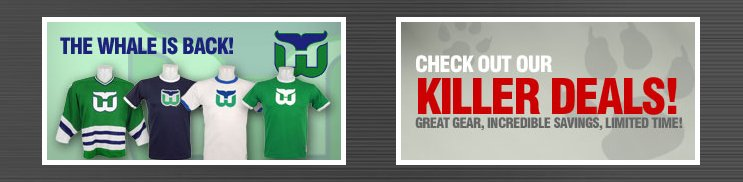 IceJerseys Harthord Whalers apparel and Killer deals