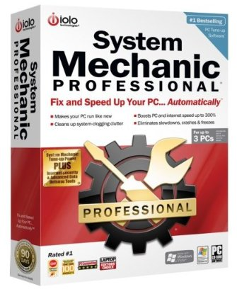 iolo system mechanic professional 9.5