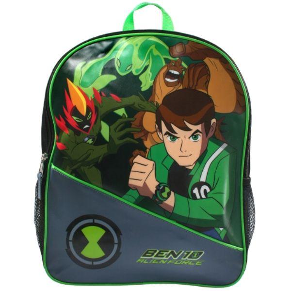 Kids Charter Ben 10 Backpack