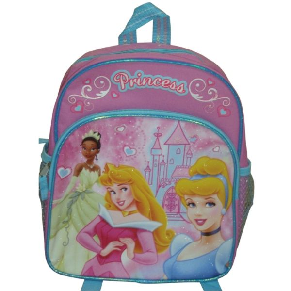 Kids Charter Princess Backpack
