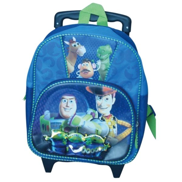 Kids Charter Toy Story Rolling Backpack
