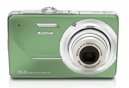 Kodak EasyShare M340 - Green Digital Camera