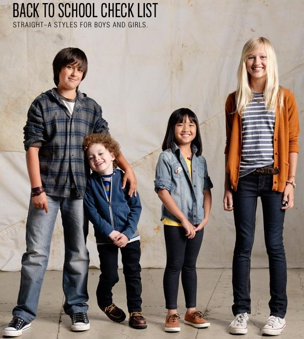 levis back to school must-haves