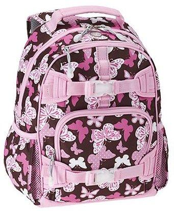 Mackenzie Backpack, Chocolate Butterfly