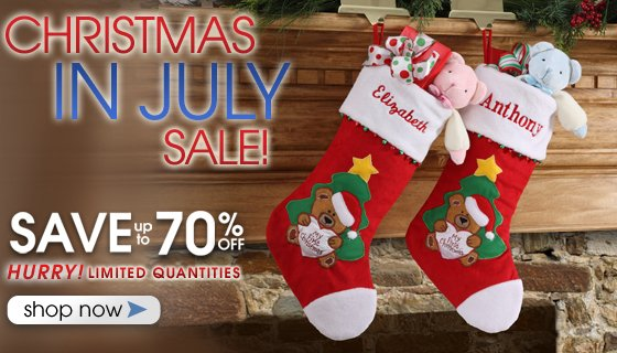 personalization mall christmas in july sale