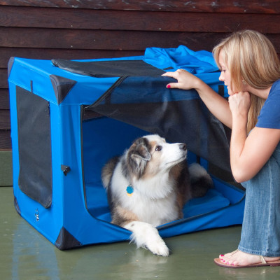 Pet Gear Home 'N Go Portable Soft Crate