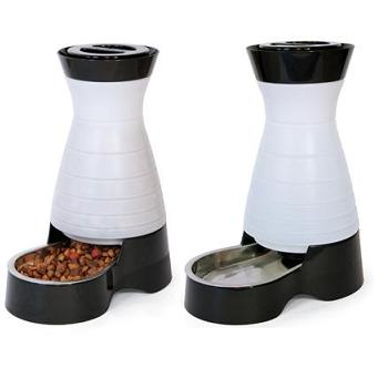 PetSafe Healthy Pet Gravity Feeder & Waterer Set for Pets