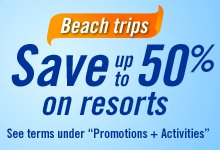save on beach resorts