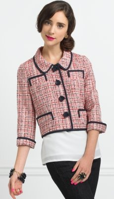 sea worthy tweed addie jacket