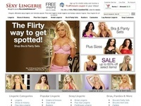 The Sexy Lingerie Shop