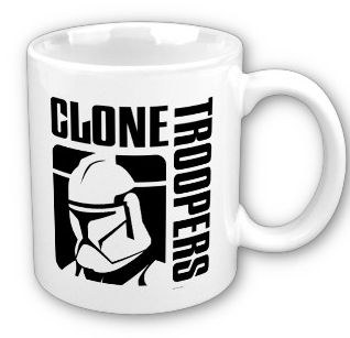 Clone Troopers Coffee Mug