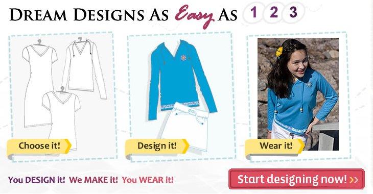 Start Designing Now