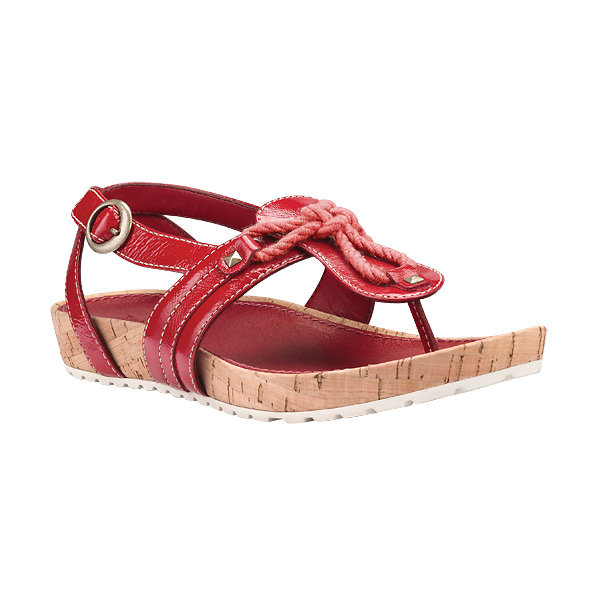 Women's Cape Ann Knots Ankle Strap