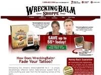 WreckingBalm Tattoo Removal