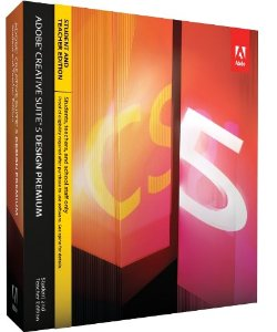 Adobe Creative Suite 5 Design Premium Student and Teacher Edition