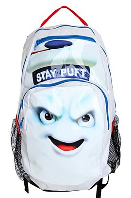 Ghostbusters Stay Puft Marshmallow Man Backpack