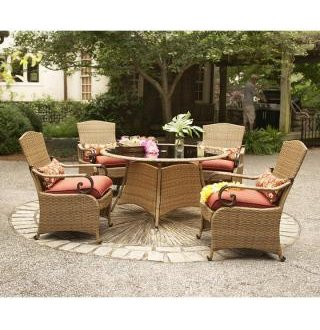 Martha Stewart Living Belle Isle 5 Pc Dining Set