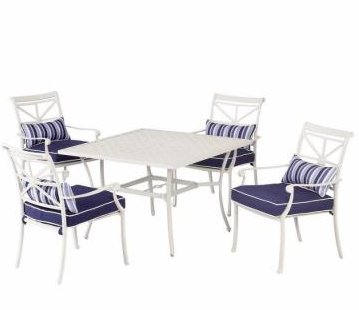 Martha Stewart Living Pomeroy Collection 5 piece Dining Set