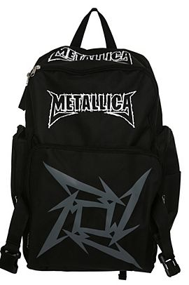 Metallica Ninja Star Backpack