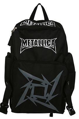Metallica Ninja Star Backpack
