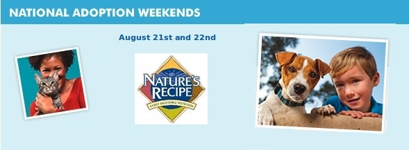Petco National Pet Adoption Weekends