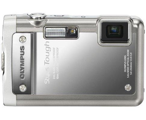 Olympus Stylus Tough-8010 Digital Camera