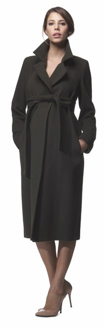 The Wool Cashmere Coat