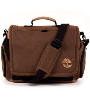 Timberland Dogwood Laptop Messenger