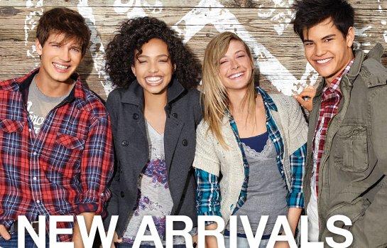 aeropostale new arrivals
