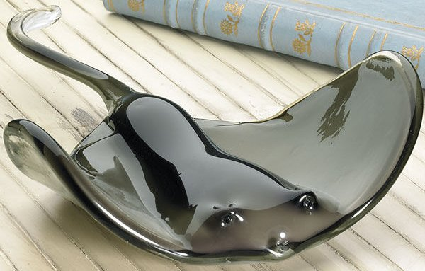 Art Glass Stingray