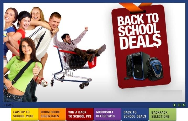 Circuit City Back to School Sale