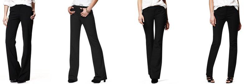 Gap Black Pants