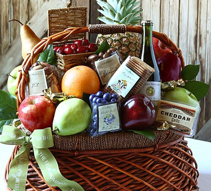Bountiful Harvest Basket