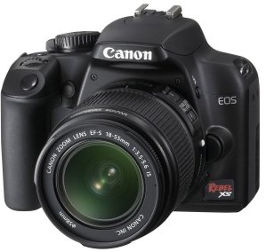 Canon 10.1MP Digital SLR Camera