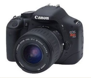 Canon EOS Rebel T2i Digital SLR