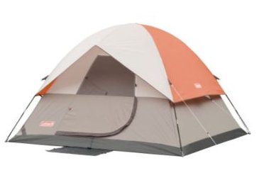 Coleman Sundome 5 Five Person Tent