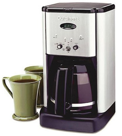 Cuisinart Brew Programmable Coffee Maker