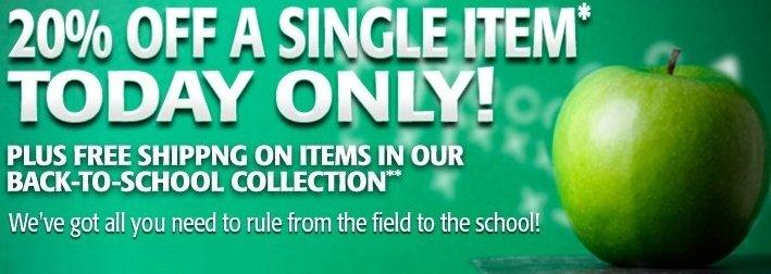 dicks sporting goods back to school offer