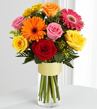 FTD Pick Me Up Bouquet