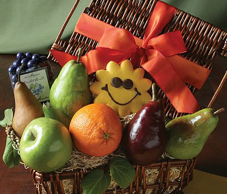 Happy Hamper Basket