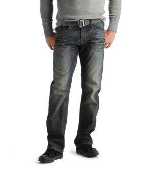 Heritage Belted Slim Fit Jean