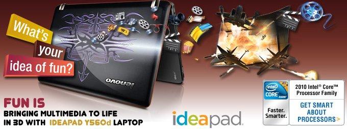 ideapad y560d laptop