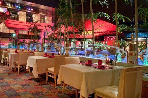 Las Vegas Hilton restaurant