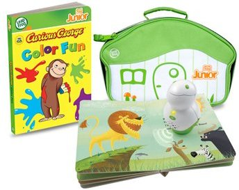 Tag Junior Curious George Gift Pack
