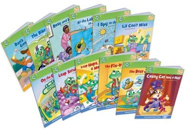 Tag Learn to Read Book Pack