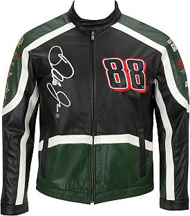 Dale Earnhardt Jr. Leather Jacket