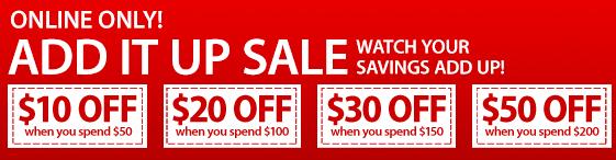 macys add it up sale