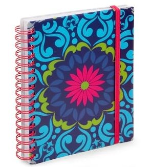 Medallion Pearl Lined Journal